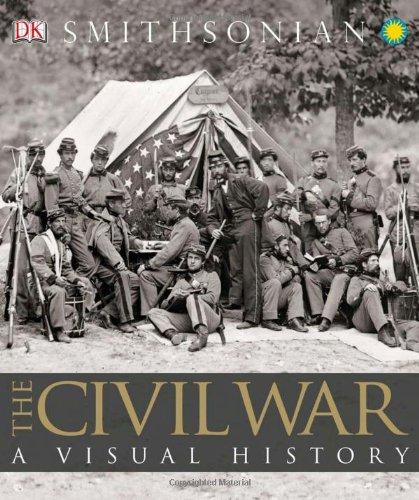 Civil War A Visual History  2011 edition cover