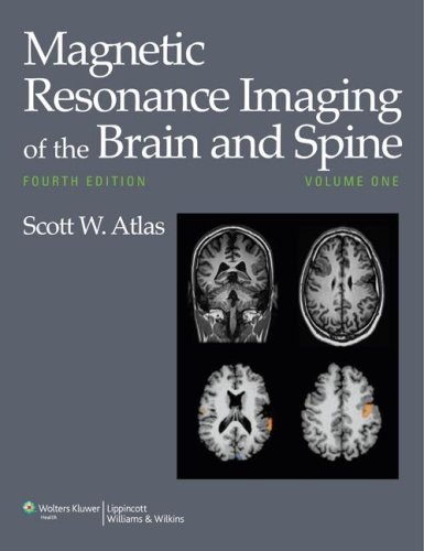 Magnetic Resonance Imaging of the Brain and Spine  4th 2008 (Revised) edition cover
