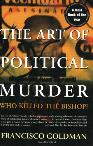 Art of Political Murder Who Killed the Bishop? N/A edition cover