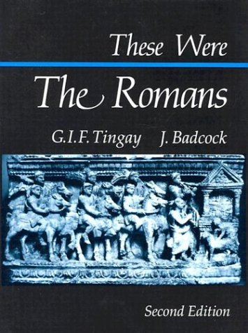 These Were the Romans  2nd (Revised) edition cover