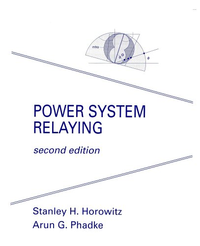 Power System Relaying  2nd 1995 edition cover