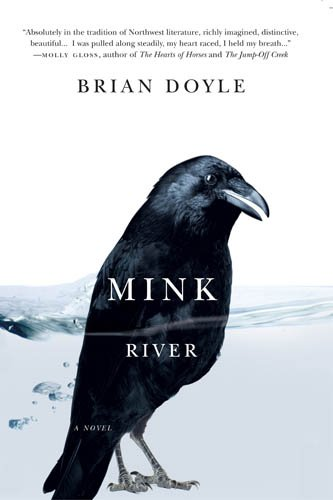 Mink River   2010 edition cover