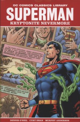 Kryptonite Nevermore   2009 9781401220853 Front Cover
