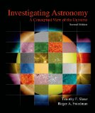 Investigating Astronomy:   2014 9781464140853 Front Cover