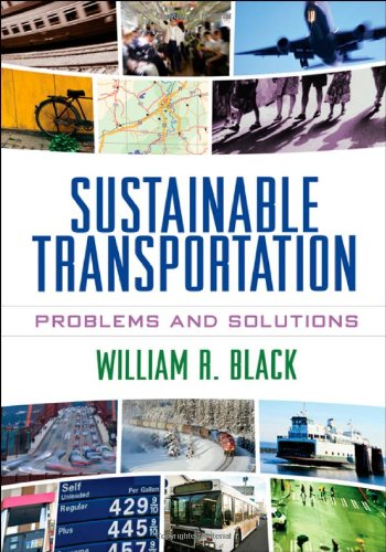 Sustainable Transportation Problems and Solutions  2010 edition cover