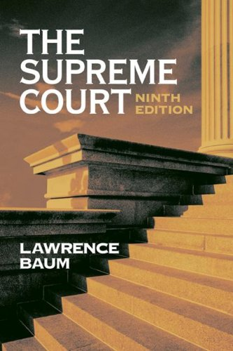 Supreme Court  9th 2007 (Revised) edition cover