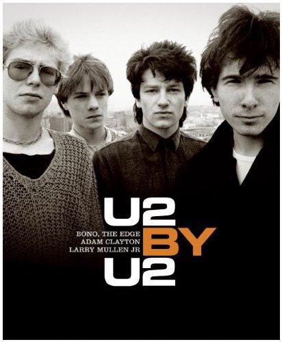 U2 by U2  N/A edition cover