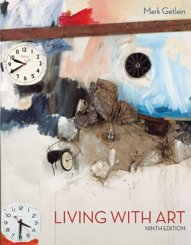 Looseleaf for Living with Art  9th 2010 edition cover