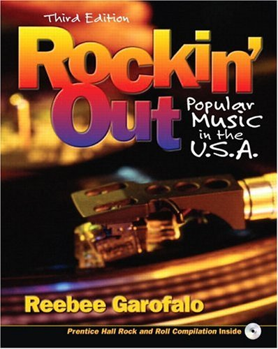 Rockin' Out Popular Music in the U. S. A 3rd 2005 edition cover