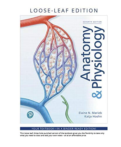 ANATOMY+PHYSIOLOGY (LL)-W/MASTERING A+P N/A 9780135237854 Front Cover