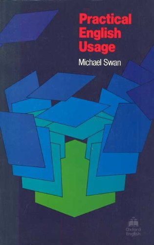 Practical English Usage   1980 9780194311854 Front Cover