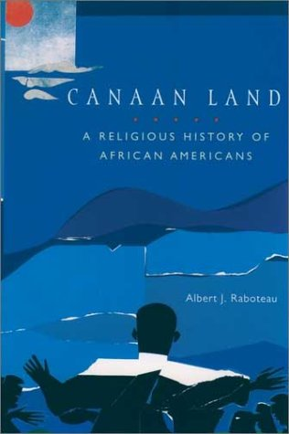 Canaan Land A Religious History of African Americans  2001 edition cover