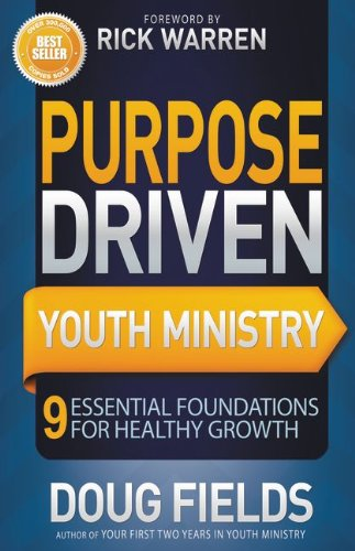 Purpose Driven Youth Ministry  N/A edition cover