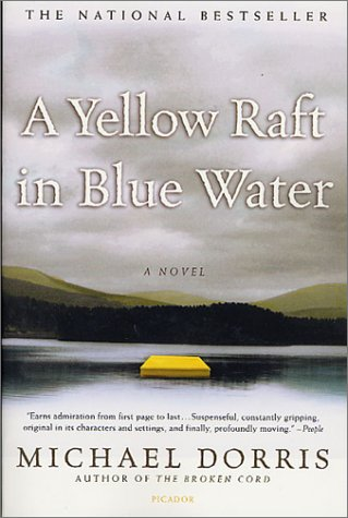 Yellow Raft in Blue Water A Novel  2003 (Revised) edition cover