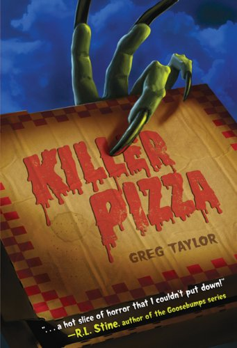Killer Pizza  N/A 9780312674854 Front Cover