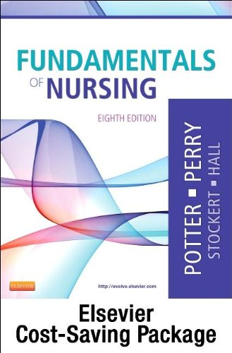 Fundamentals of Nursing - Text and SImulation Learning System  8th edition cover
