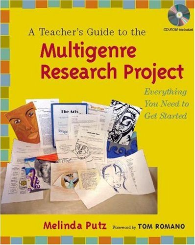 Teacher's Guide to the Multigenre Research Project Everything You Need to Get Started  2006 edition cover