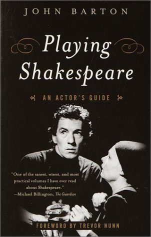 Playing Shakespeare An Actor's Guide  2001 edition cover