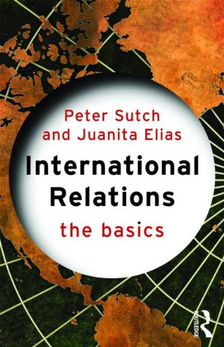 International Relations The Basics  2007 edition cover