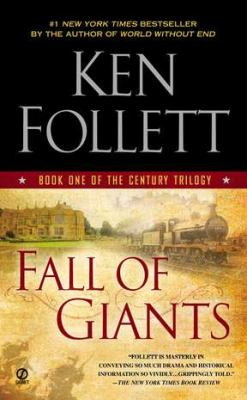 Fall of Giants  N/A edition cover