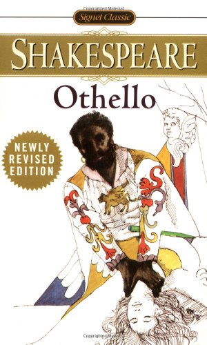 Tragedy of Othello The Moor of Venice 2nd 1998 (Revised) edition cover