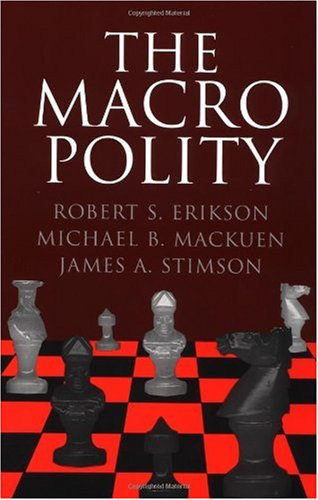 Macro Polity   2001 9780521564854 Front Cover