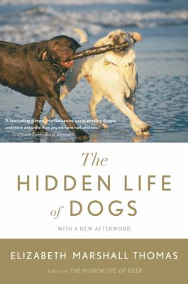 Hidden Life of Dogs   1993 edition cover