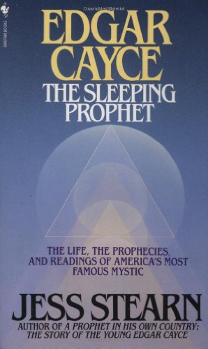 Edgar Cayce The Sleeping Prophet  2005 9780553260854 Front Cover