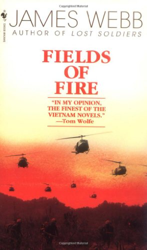 Fields of Fire A Novel  2001 9780553583854 Front Cover