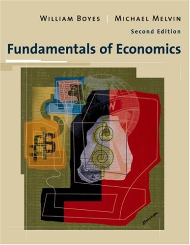 Fundamentals of Economics  2nd 2003 9780618246854 Front Cover