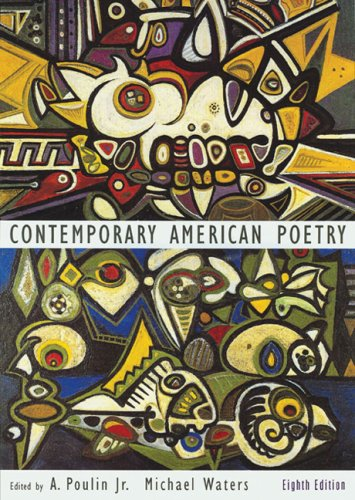 Contemporary American Poetry  8th 2006 edition cover