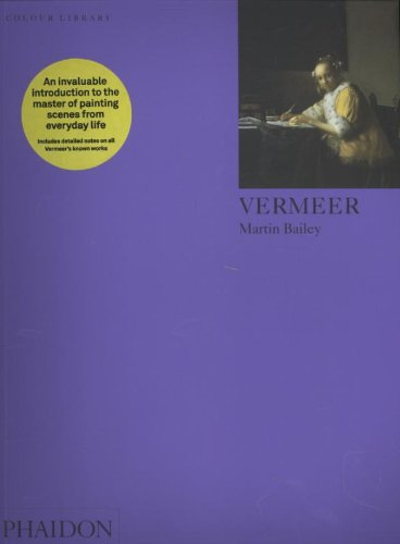 Vermeer: Colour Library (Phaidon Colour Library) N/A edition cover