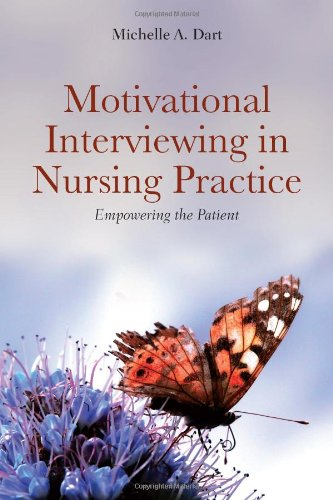 Motivational Interviewing in Nursing Practice Empowering the Patient  2011 (Revised) 9780763773854 Front Cover