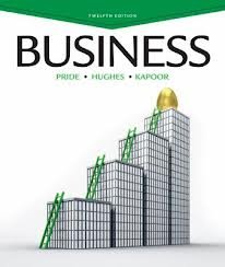 Business  12th 2014 edition cover