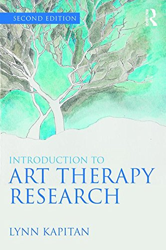 Introduction to Art Therapy Research:   2017 9781138912854 Front Cover