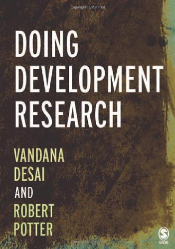 Doing Development Research   2006 edition cover