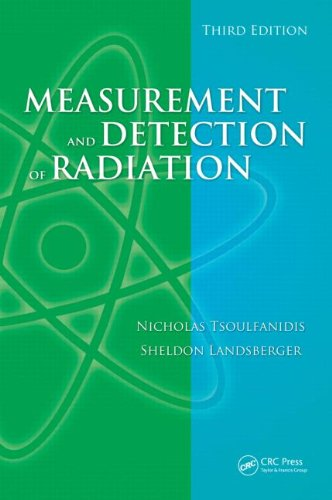 Measurement and Detection of Radiation  3rd 2011 (Revised) 9781420091854 Front Cover