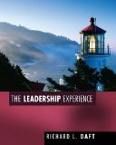 The Leadership Experience:   2014 edition cover