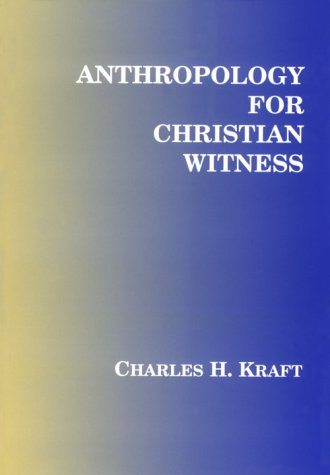Anthropology for Christian Witness  N/A edition cover