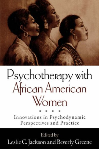 Psychotherapy with African American Women Innovations in Psychodynamic Perspectives and Practice  2000 edition cover