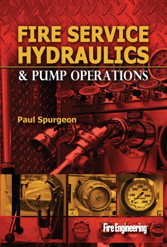 Fire Service Hydraulics and Pump Operations   2012 9781593702854 Front Cover