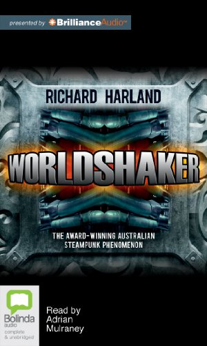 Worldshaker:   2012 edition cover