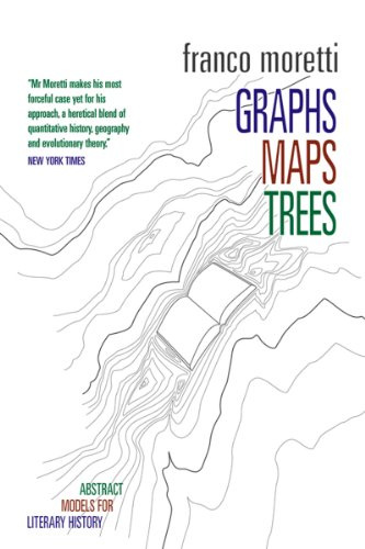 Graphs, Maps, Trees Abstract Models for Literary History  2007 edition cover