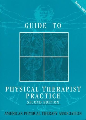 Guide to Physical Therapist Practice 2nd 2003 (Expanded) edition cover