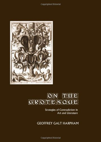 On the Grotesque : Strategies of Contradiction in Art and Literature 2nd 2006 edition cover