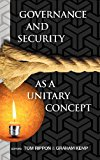 Governance and Security as a Unitary Concept  0 edition cover