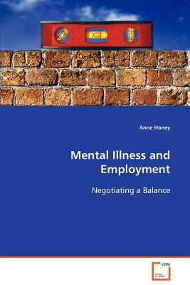 Mental Illness and Employment   2008 edition cover