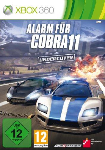 Alarm für Cobra 11: Undercover Xbox 360 artwork