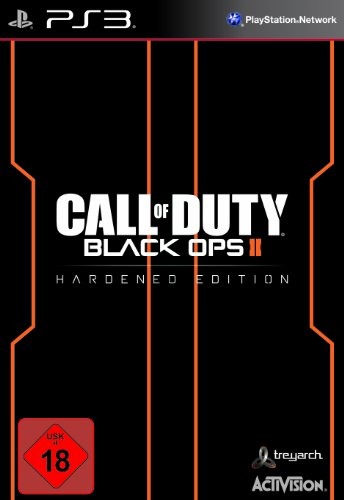 Call of Duty: Black Ops 2 - Hardened Edition PlayStation 3 artwork