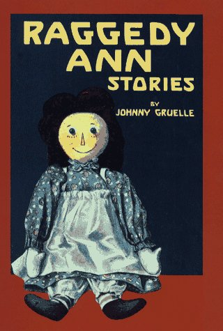 Raggedy Ann Stories   1993 edition cover